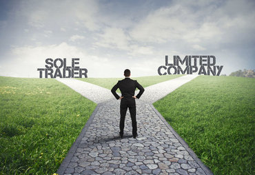Setting Up a New Business – Company or Sole Trader?